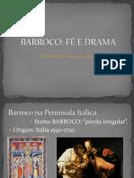 unidade 6 barroco fé e drama