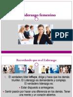 LIDERZAGO FEMENINO
