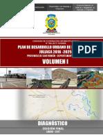 1 Volumen 1 - PDU Juliaca 2016-2025