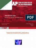 PPT SEMANA 4 Trastornos Somatomorfos y Disociativos Clase 4