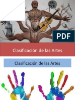 Clasificacindelasartes1 131205191352 Phpapp01 (1)