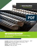 Fibra de Basalto - UFPR -Distribuidor No Brasil - Casa Russa - Eventos - 2018