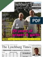 The Lynchburg Times 09/30/2010