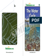 Water Cycle Non Adquisition