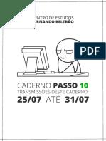Passo_10 - Revisão Integrada