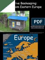 Creative Beekeeping Europe Caldeira