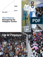 Can We Actually Dress Ourselves TELA Pilipinas Reimagining Philippine Textiles