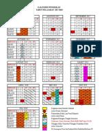 7. Kalender Pendidikan- 2017-2018