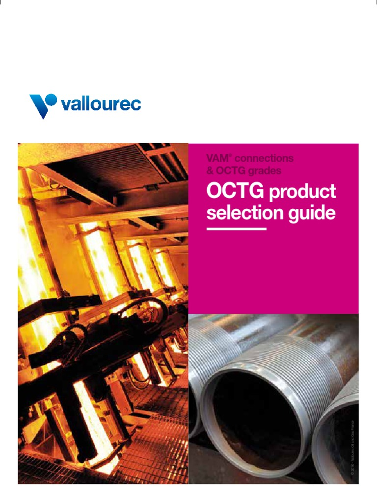 24-02-Brochure-OCTG | Pipe (Fluid Conveyance) | Building Engineering