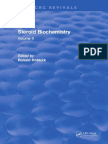 (CRC Revivals) Hobkirk, Ronald-Steroid Biochemistry. Volume II-CRC Press (2018)