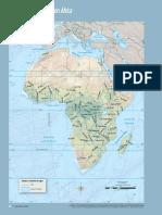 Rios, Lagos y Lagunas en Africa