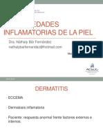 02 Enfermedades Inflamatorias de La Piel
