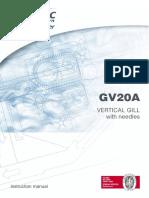 GV20A - NS - Anglais - d30158ga