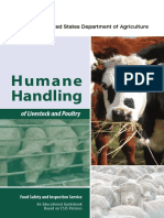 Humane Handling Booklet
