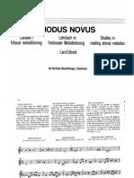 Lars Edlung Modus Novus