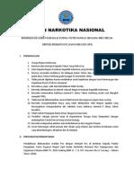 BADAN NARKOTIKA NASIONAL (BNN) PENERIMAAN CALON PEGAWAI NEGERI SIPIL 2010