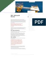 EOR - Enhanced Oil Recovery - Dubai Petroleum