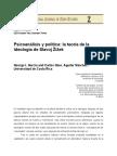 Psicoanálisis y política - La teoría de la ideología de Slavoj Zizek.pdf