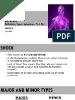 [PharCare1] SHOCK Ppt