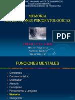 Memoria Inteligencia