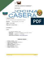 Informe de Cta