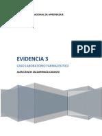 Evidencia 3 Caso Farmaceutico