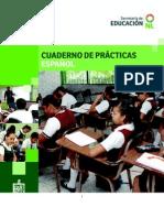 Cuaderno de Prácticas Español 1o. 2o. 3o.