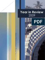 ADBI Year in Review 2009