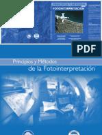 principios y metodos de la fotointerpretacion