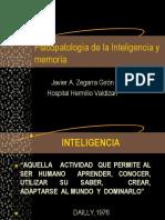 Psicopatologia Inteligencia y Memoria