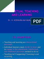 CTL Effective Teaching