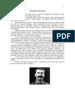 Gustave Psicologia Do Socialism o