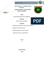 Responsabilidad Penal Ambiental