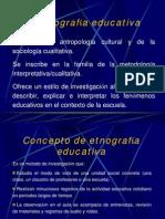 Investigacion Etnografica