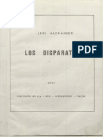 Leni Alexander - Los disparates