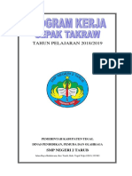 Program Kerja Ekstra Sepak Takraw 2018
