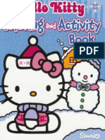 Hello Kitty. Coloring and Activity Book 2009