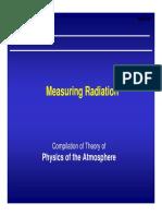 Measuring Solar Radiation