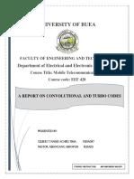 Eef 428 Convolutional Codes