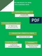 Struktur Organisasi Poli Laboratorium