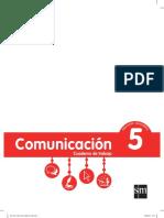 Cuaderno de Trabajo Comunicacion 5