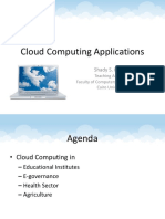 Cloud Applications20111227