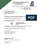 Surat Jemputan Watikah 2017