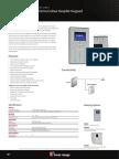Integriti Prisma Colour Graphic Keypad