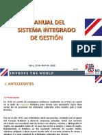 ACPB-GG-SIG-MA-001 Manual Del Sistema Integrado de Gestión Ver. 02