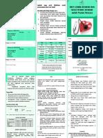 Leaflet Dislipidemia