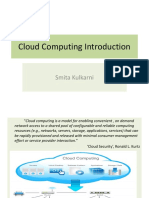Cloud Computing Introduction