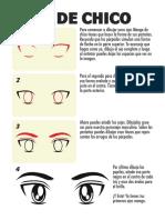 Cómo Dibujar Manga