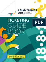 Asian Games Guide Book
