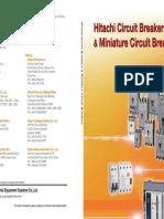 Hitachi Circuit Breakers